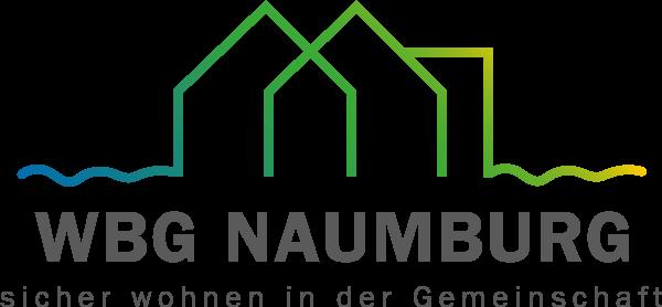 WBG Naumburg Logo mit Slogan