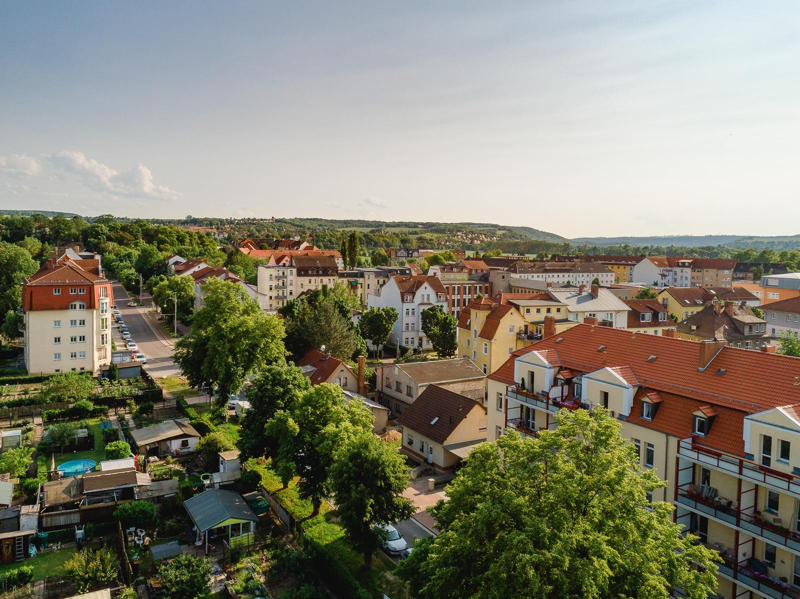 Wohnen in der Saalestraße in Naumburg
