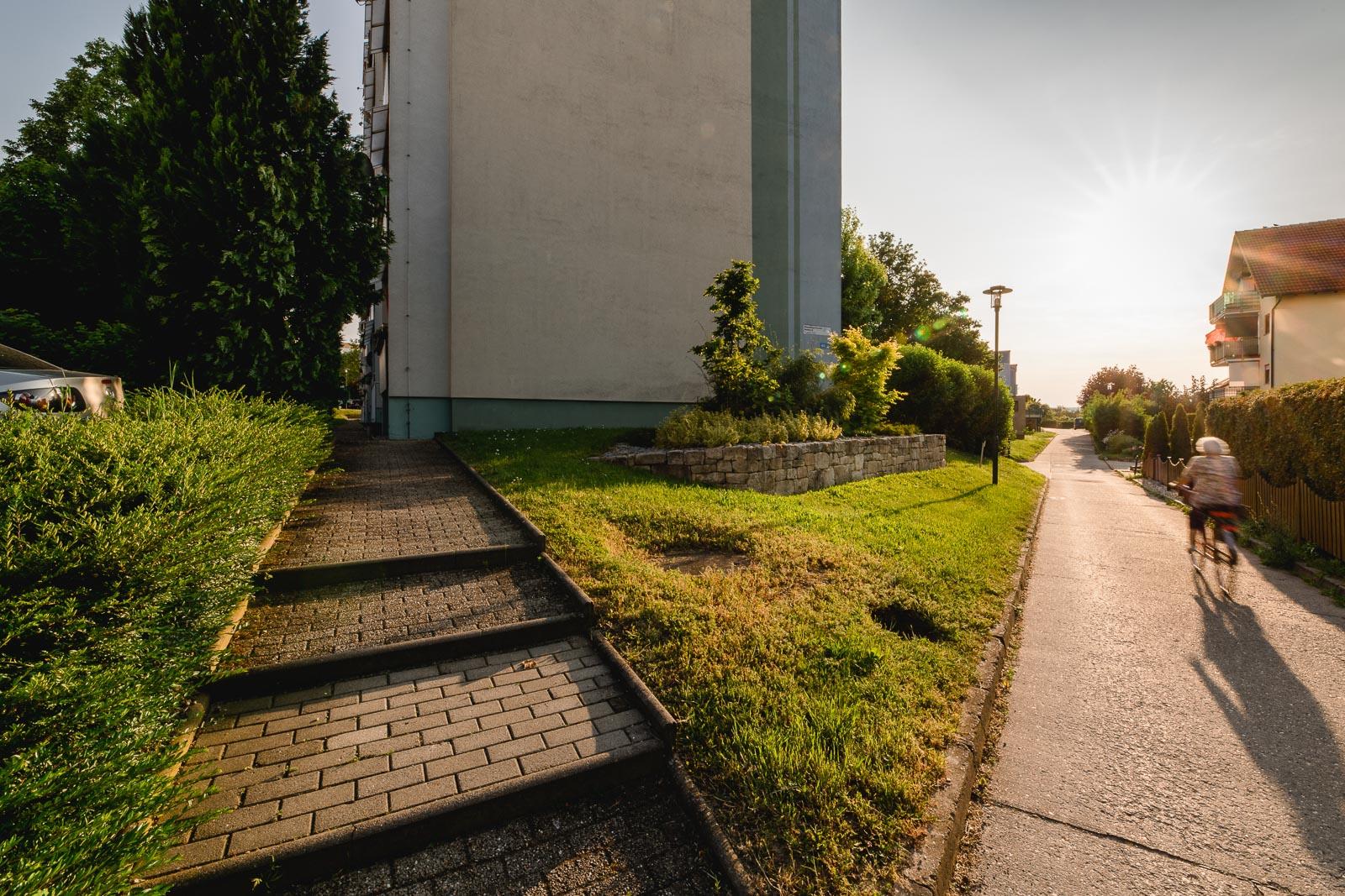 Wohnen in der Schreberstraße Naumburg