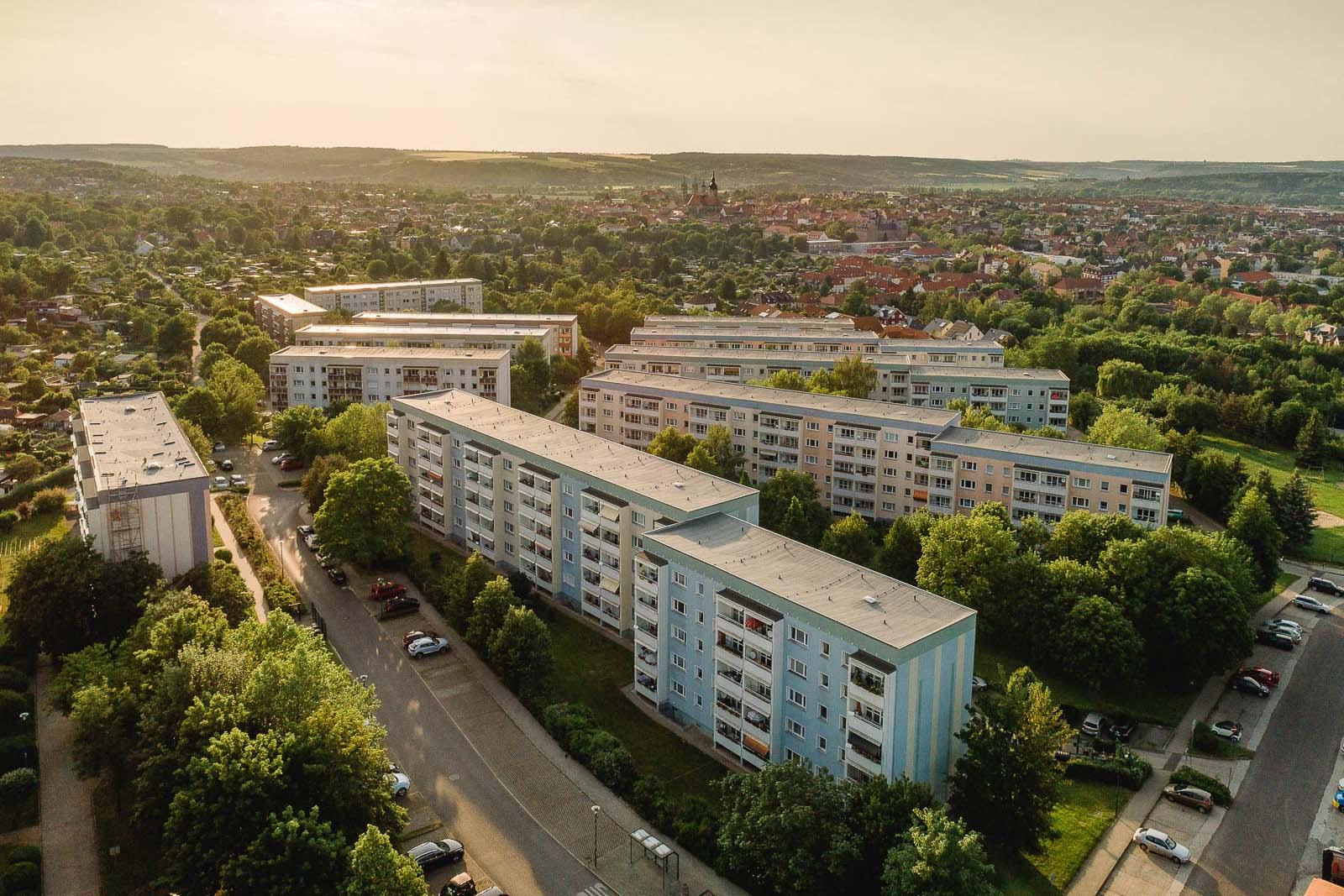 Unser beliebtes Wohngebiet Schreberstraße