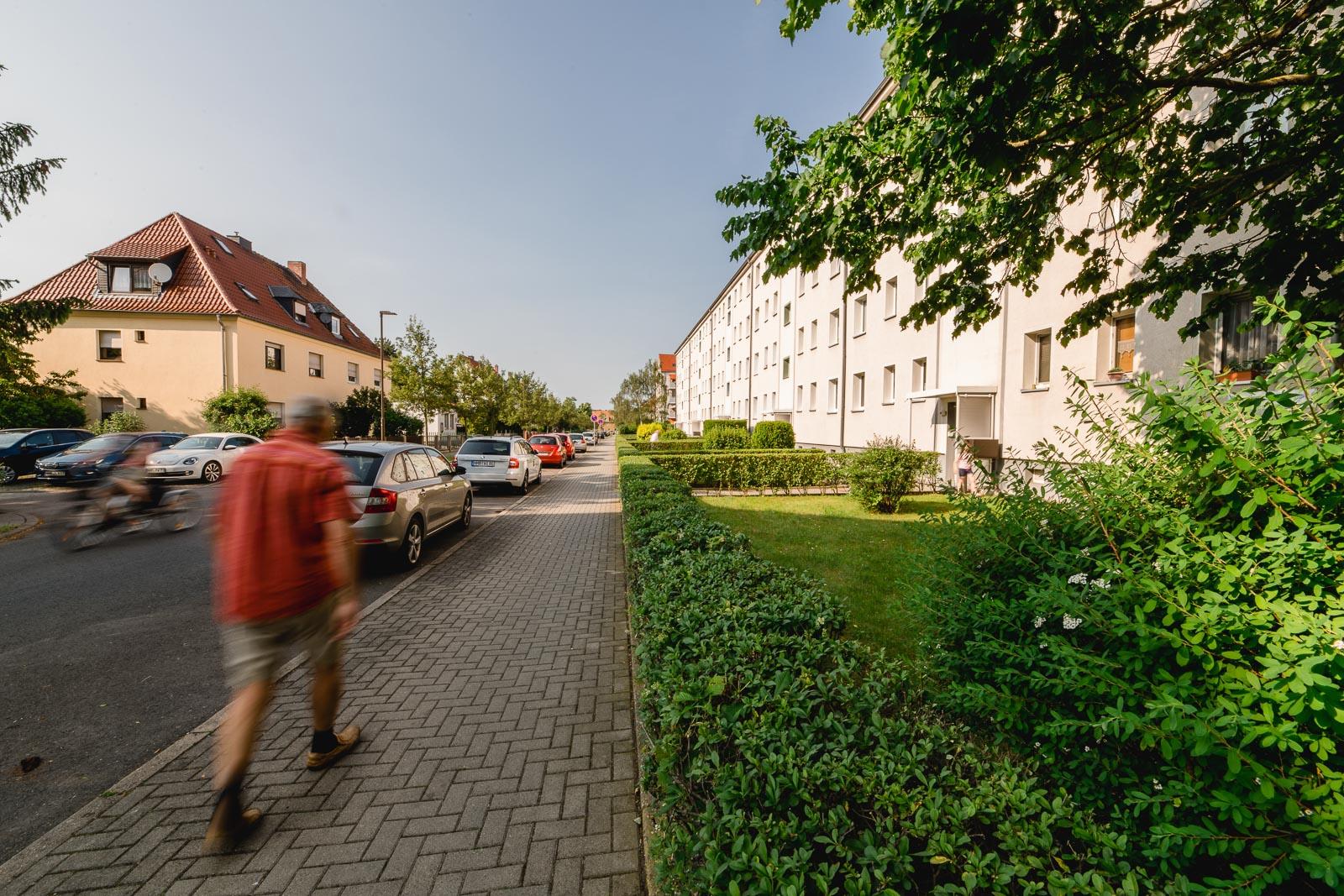 Wohnen im Naumburger Siedlungsviertel