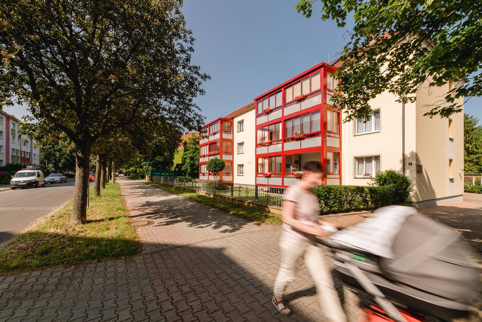 Individuell wohnen in Naumburg