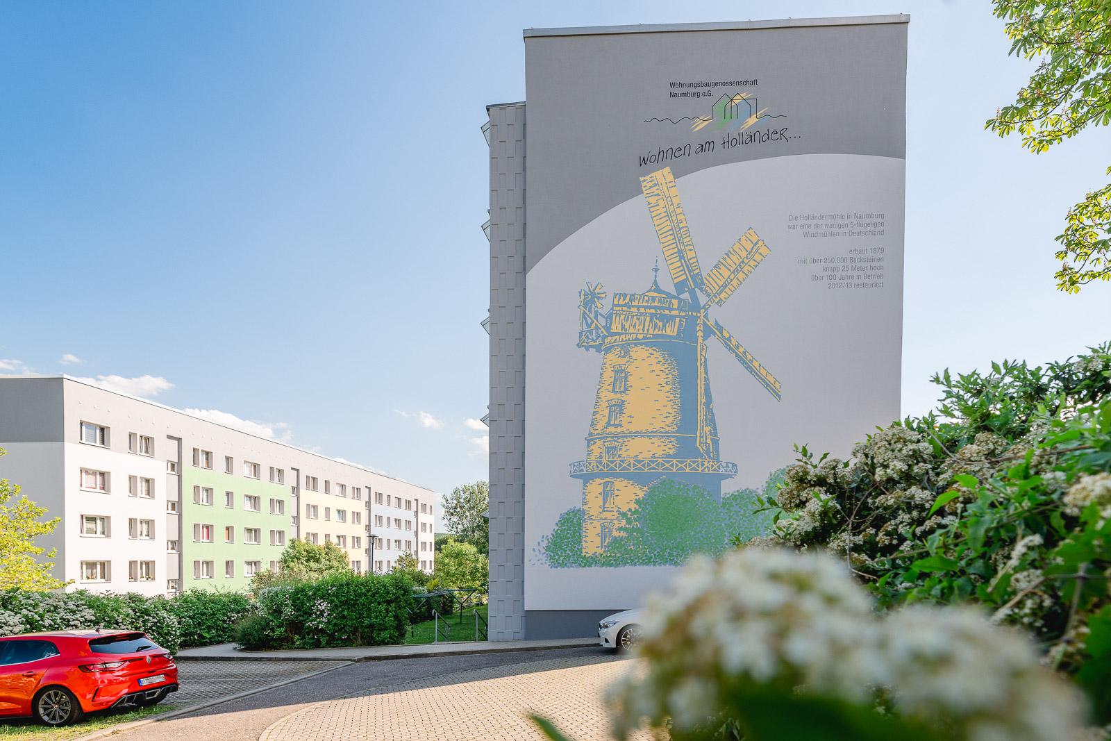Wohnen am Holländer in Naumburg Saale