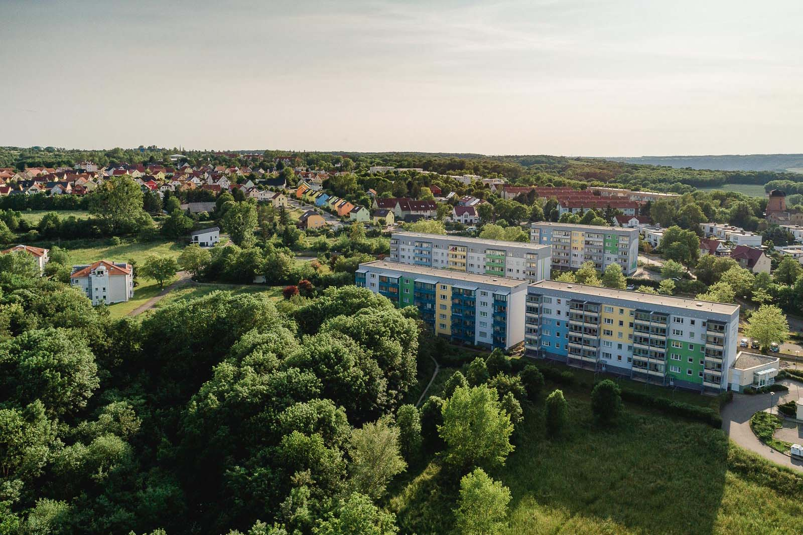 Wohnen im Süden von Naumburg