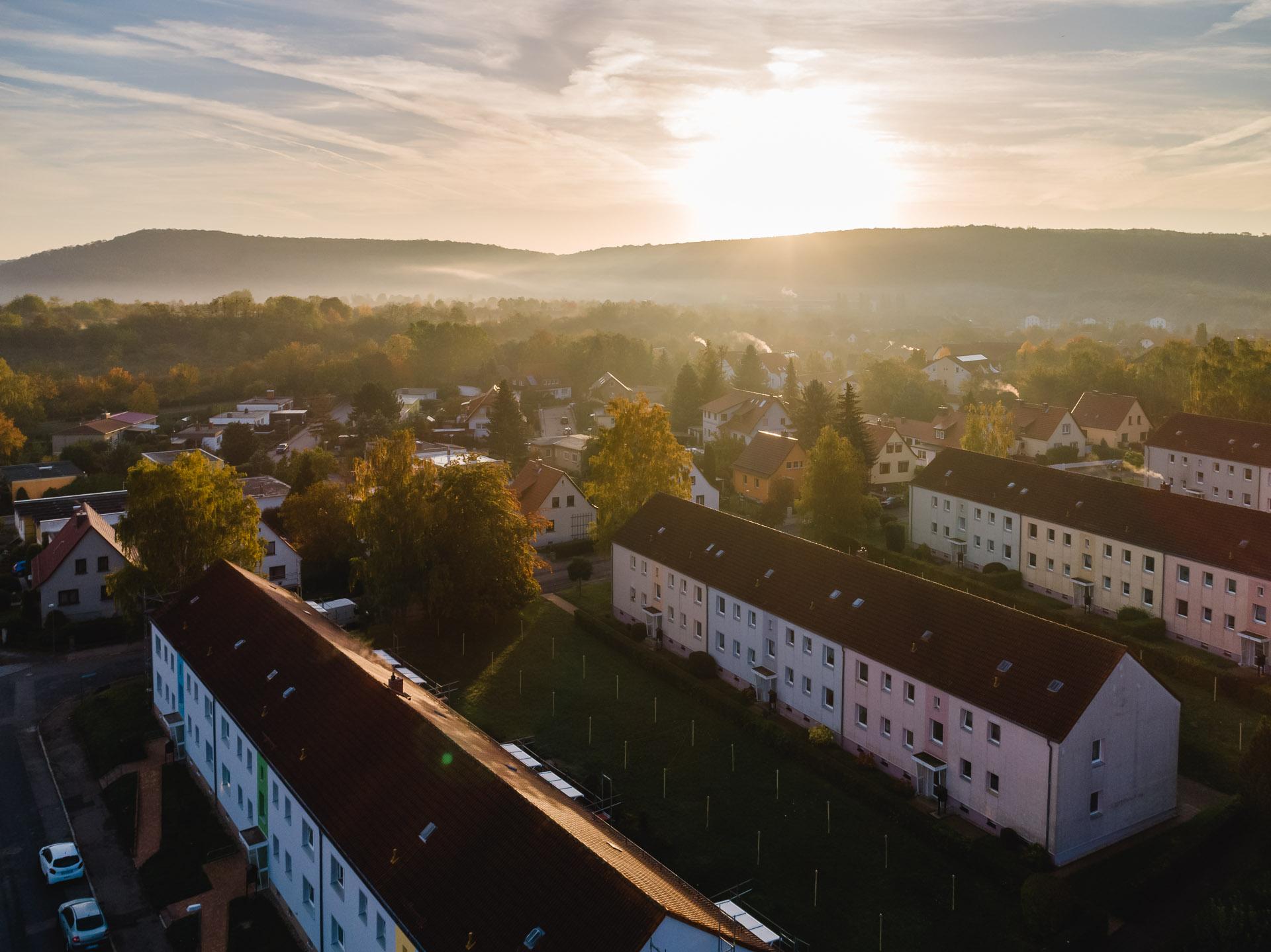 """WBG Naumburg Wohngebiet """"Bad Kösen"""""""